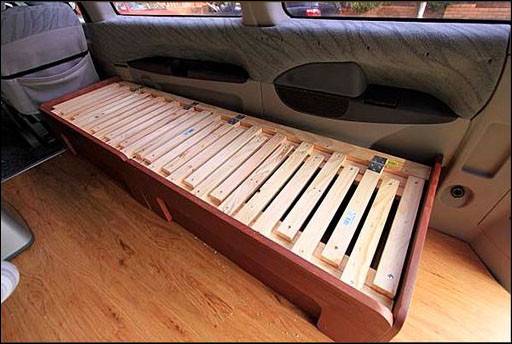 Best ideas about DIY Pull Out Bed . Save or Pin Project Idea DIY Sofa Bed – Parr Lumber Now.