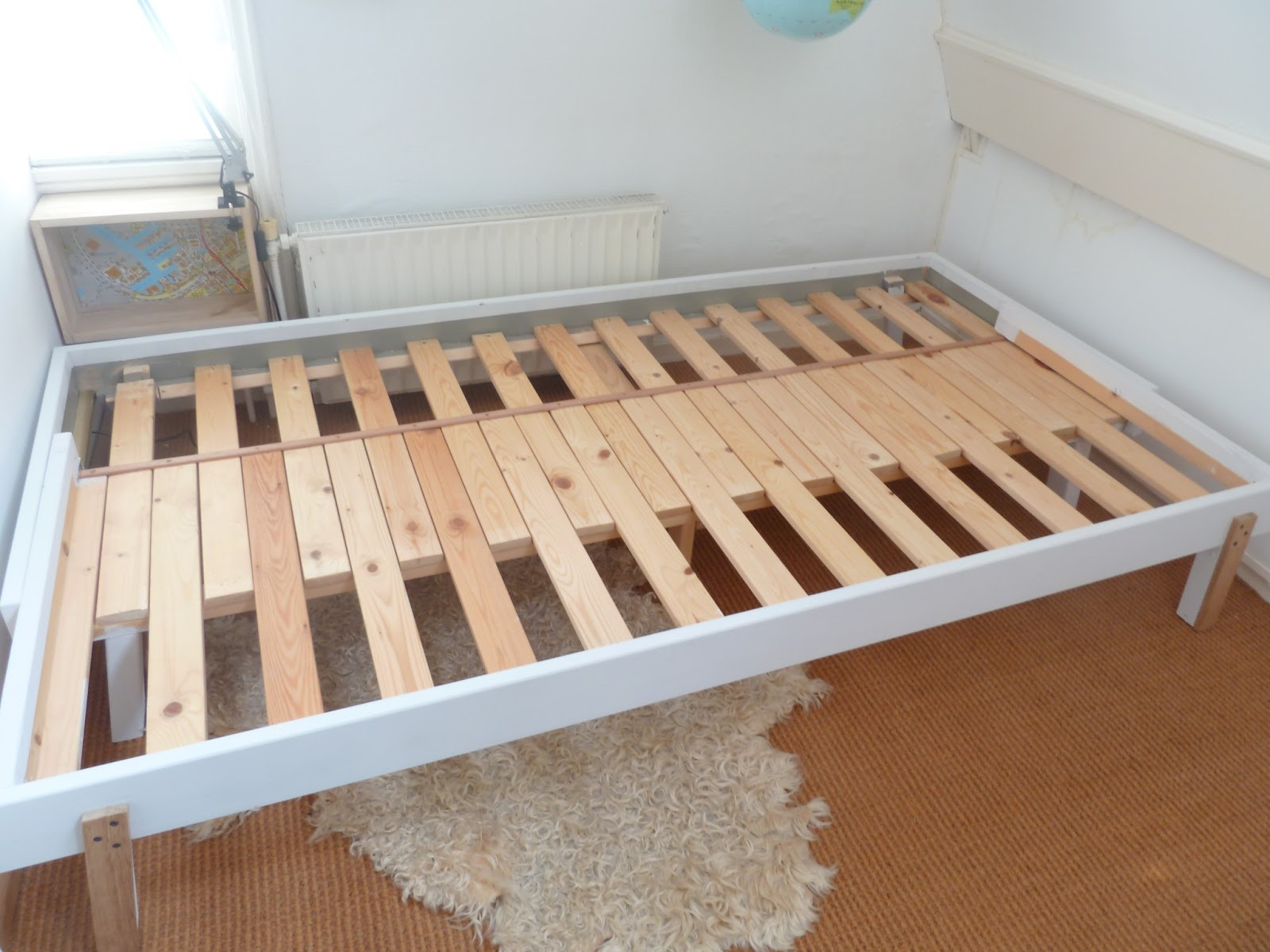 Best ideas about DIY Pull Out Bed . Save or Pin Practical Delights Basic Ikea bed to pull out bed Now.