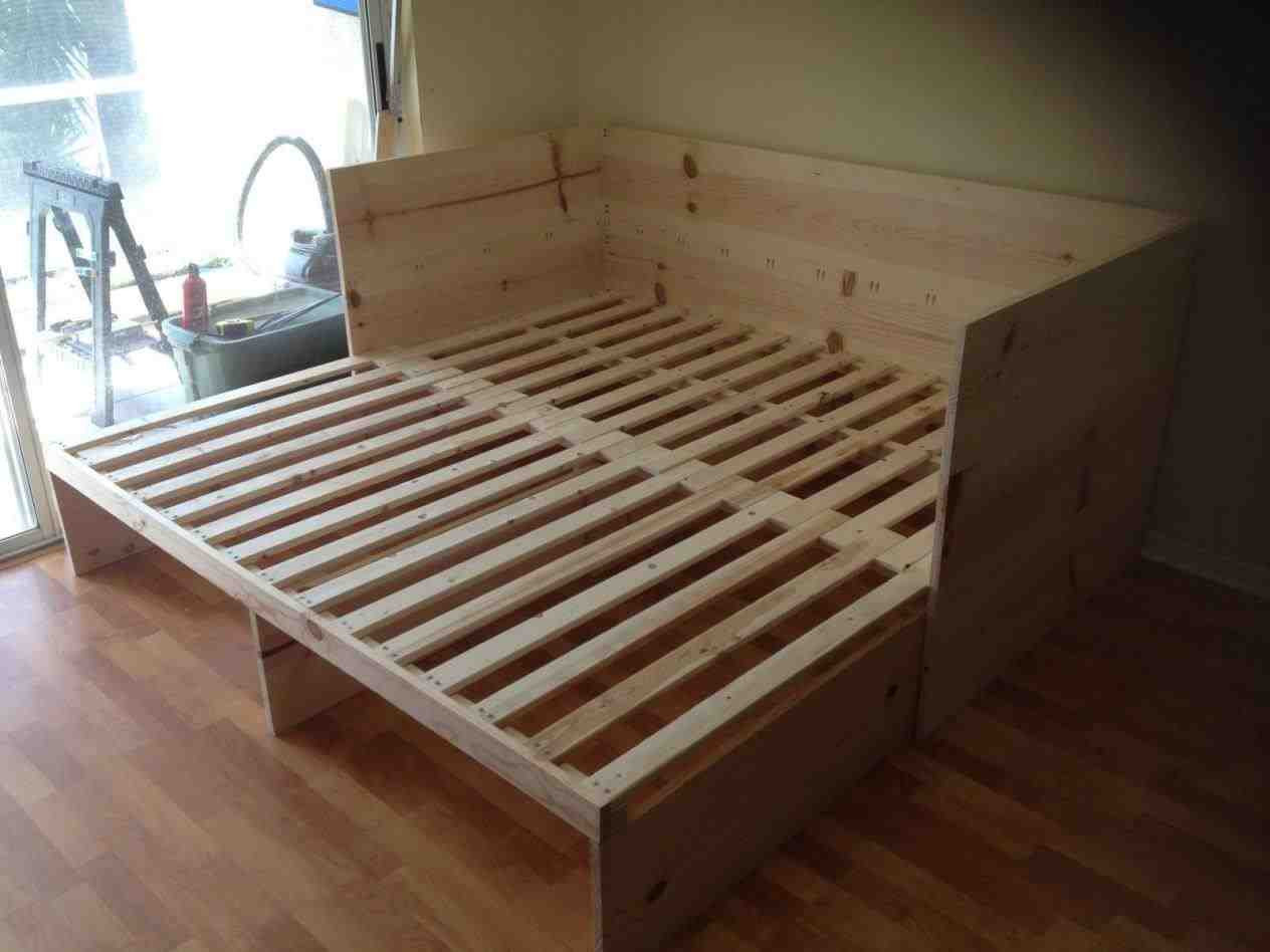 Best ideas about DIY Pull Out Bed . Save or Pin Diy Pull Out Sofa Bed ARCH DSGN Now.