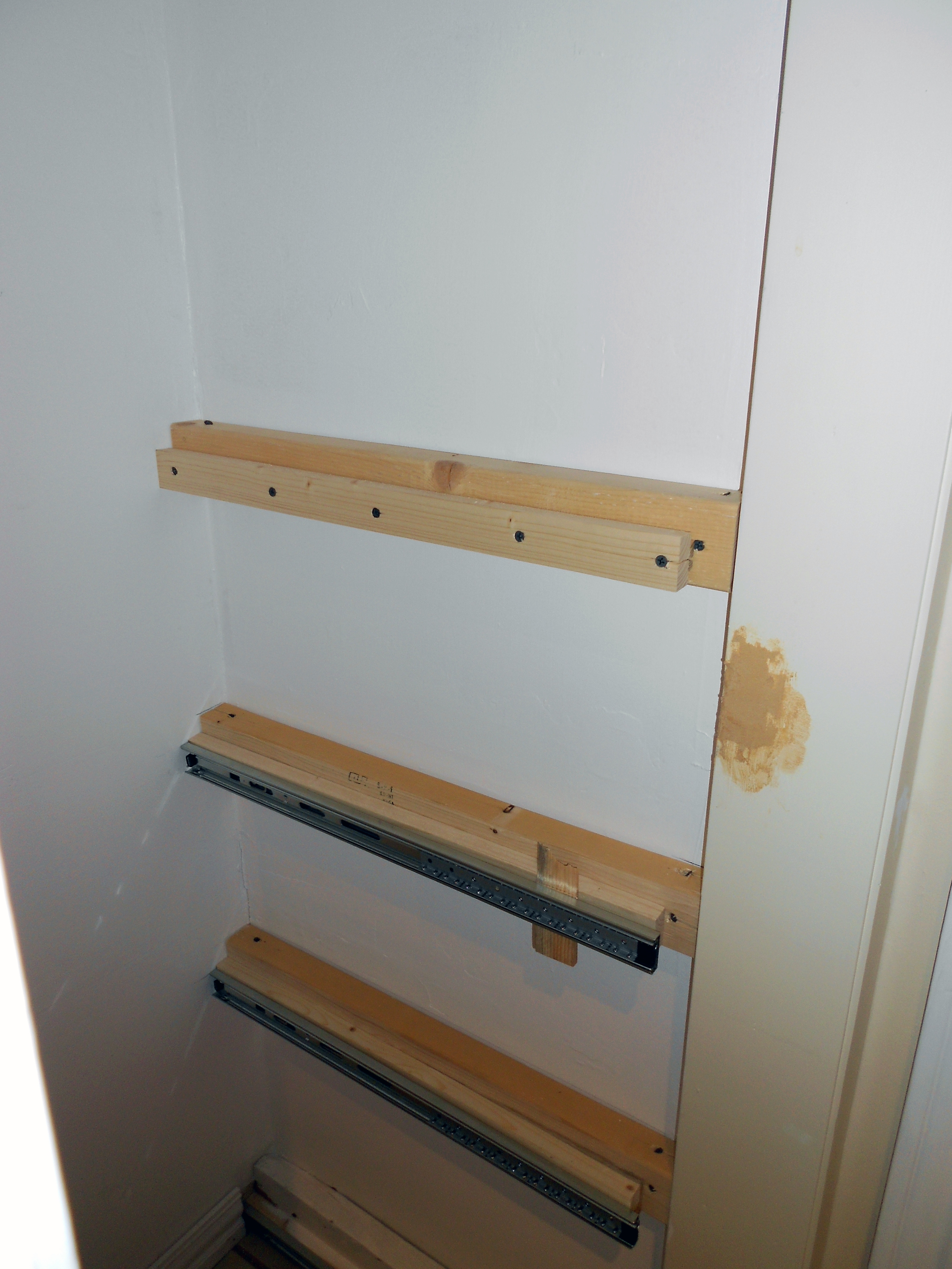 Best ideas about DIY Pull Out Shelves . Save or Pin 301 Moved Permanently Now.