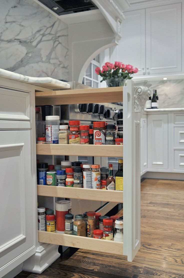 Best ideas about DIY Pull Out Spice Rack . Save or Pin 1000 images about pull out spice racks on Pinterest Now.