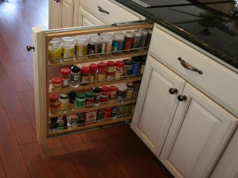Best ideas about DIY Pull Out Spice Rack . Save or Pin More Exciting Ideas Spice Rack For Pantry Door Now.