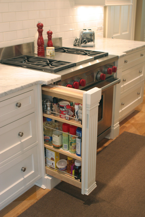 Best ideas about DIY Pull Out Spice Rack . Save or Pin Slide Out Spice Rack DIY Project WW Now.