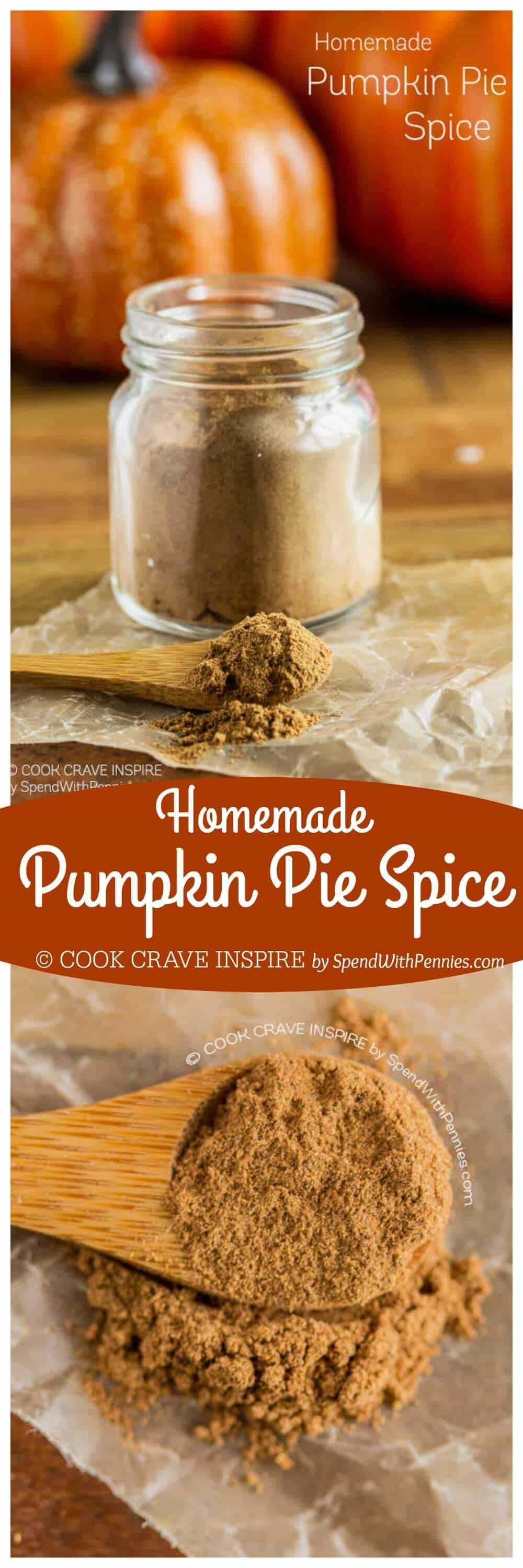 Best ideas about DIY Pumpkin Pie Spice . Save or Pin Homemade Pumpkin Pie Spice Recipe Spend With Pennies Now.