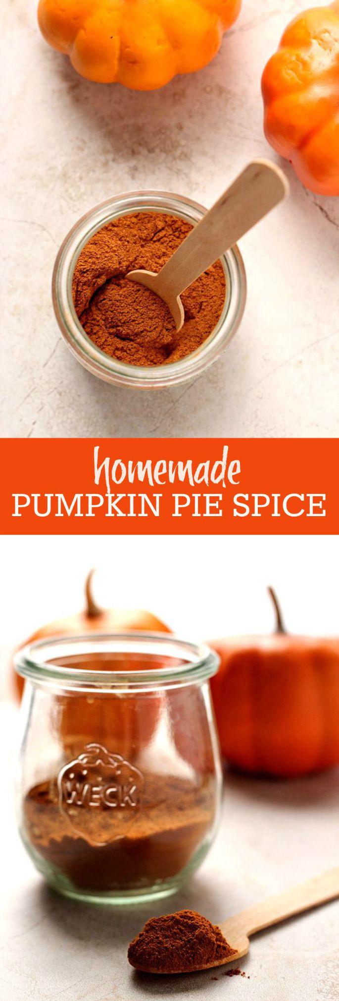 Best ideas about DIY Pumpkin Pie Spice . Save or Pin Homemade Pumpkin Pie Spice Crunchy Creamy Sweet Now.