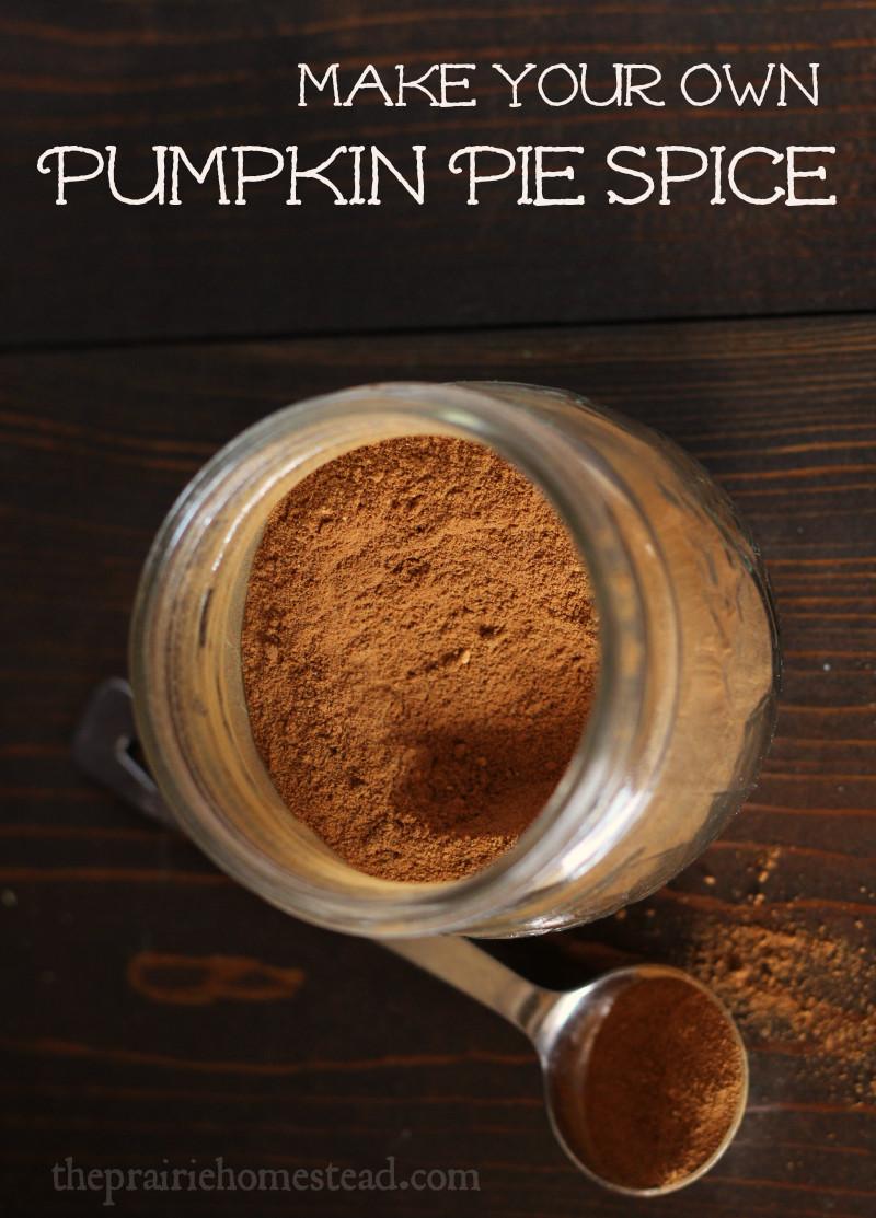 Best ideas about DIY Pumpkin Pie Spice . Save or Pin Pumpkin Pie Spice Recipe Now.