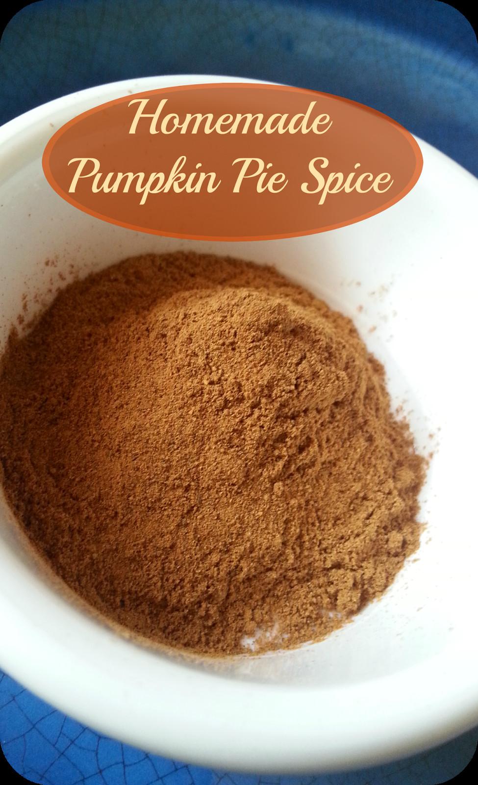Best ideas about DIY Pumpkin Pie Spice . Save or Pin The Better Baker Homemade Pumpkin Pie Spice & Apple Pie Spice Now.