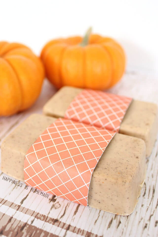 Best ideas about DIY Pumpkin Spice . Save or Pin 10 Minute DIY Pumpkin Spice Soap Happiness is Homemade Now.