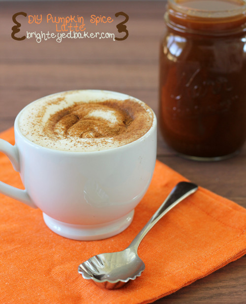 Best ideas about DIY Pumpkin Spice . Save or Pin DIY Pumpkin Spice Latte Now.
