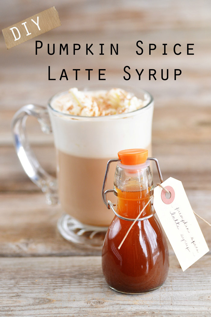 Best ideas about DIY Pumpkin Spice . Save or Pin Pumpkin Spice Latte Recipe DIY Favors Now.