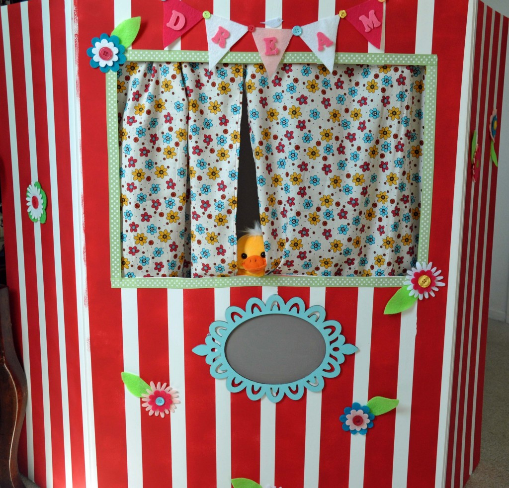 Best ideas about DIY Puppet Theater . Save or Pin DIY Puppet Theater Shadow Puppet Theater How To Make Now.
