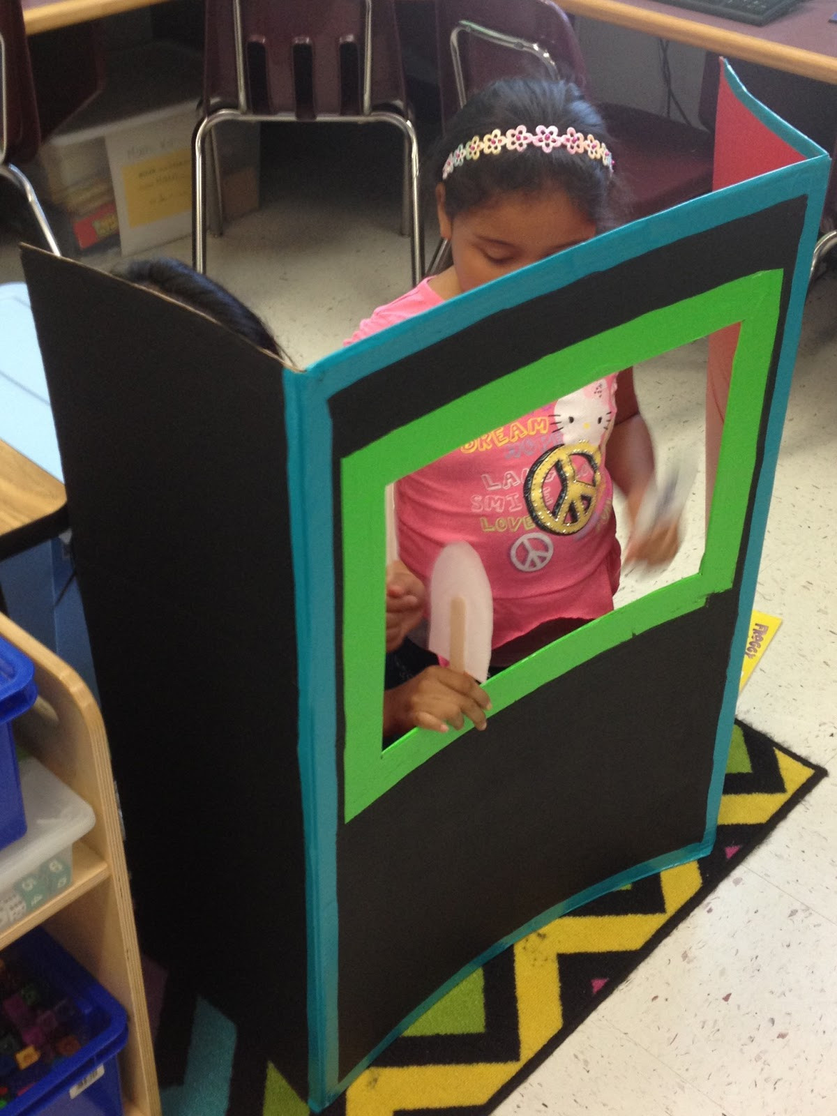 Best ideas about DIY Puppet Theater . Save or Pin Flamingo Fabulous DIY Puppet Theater Now.