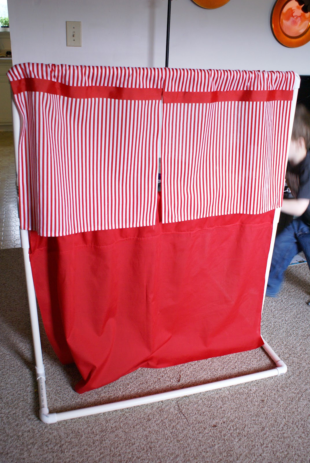 Best ideas about DIY Puppet Theater . Save or Pin Sugar Crumbs Pinterest Pick Puppet Theater Now.