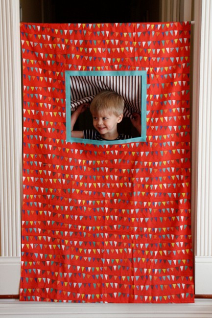 Best ideas about DIY Puppet Theater . Save or Pin DIY Doorway Puppet Theater We Have Aars Now.