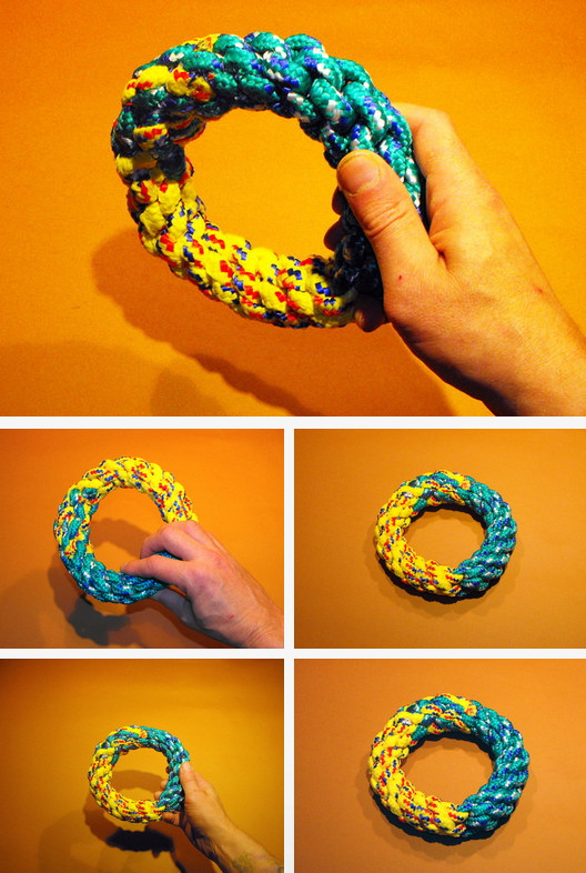 Best ideas about DIY Puppy Teething Toys . Save or Pin 44 Really Cool Homemade DIY Dog Toys Your Dog Will Love Now.