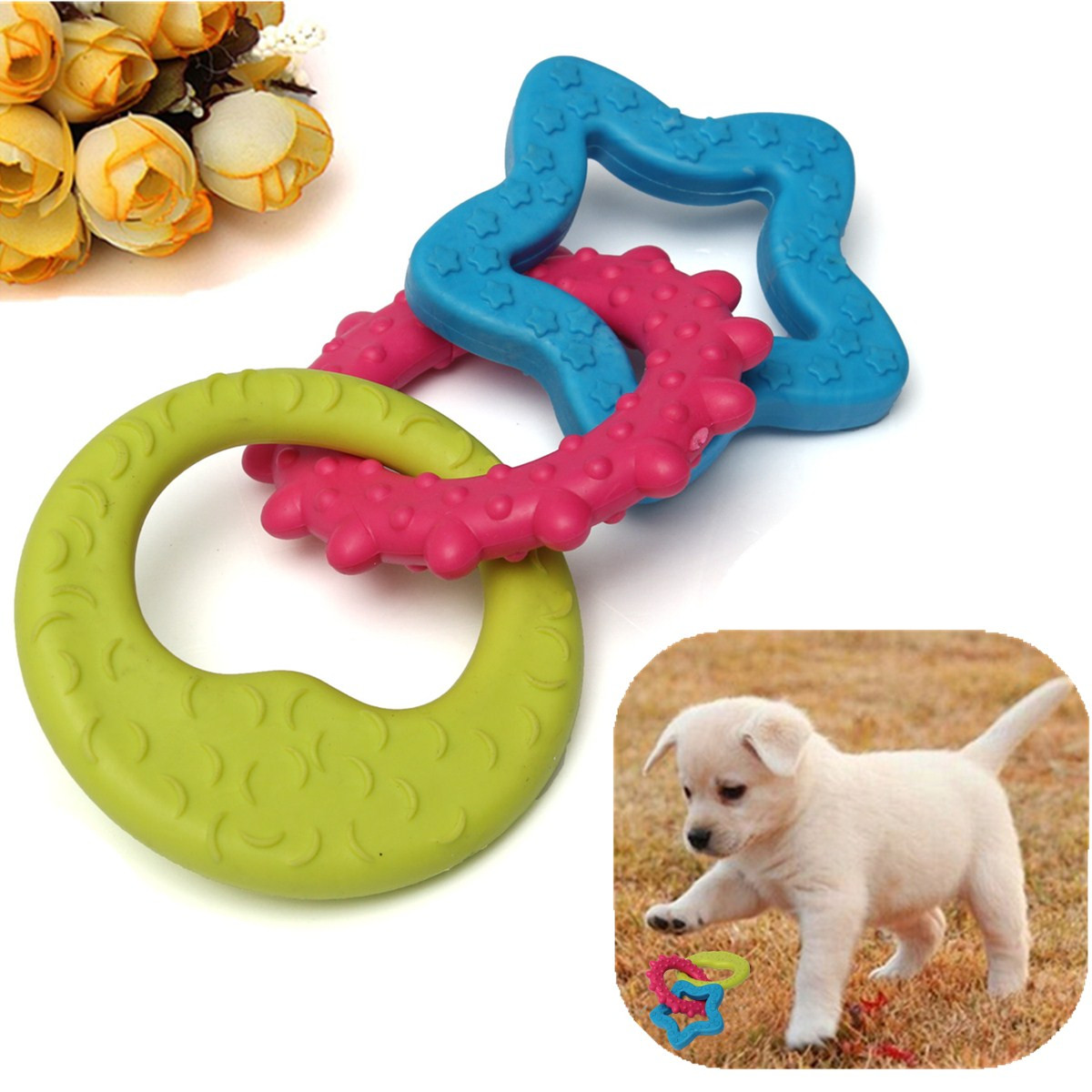 Best ideas about DIY Puppy Teething Toys . Save or Pin Homemade Teething Toys For Puppies – Wow Blog Now.