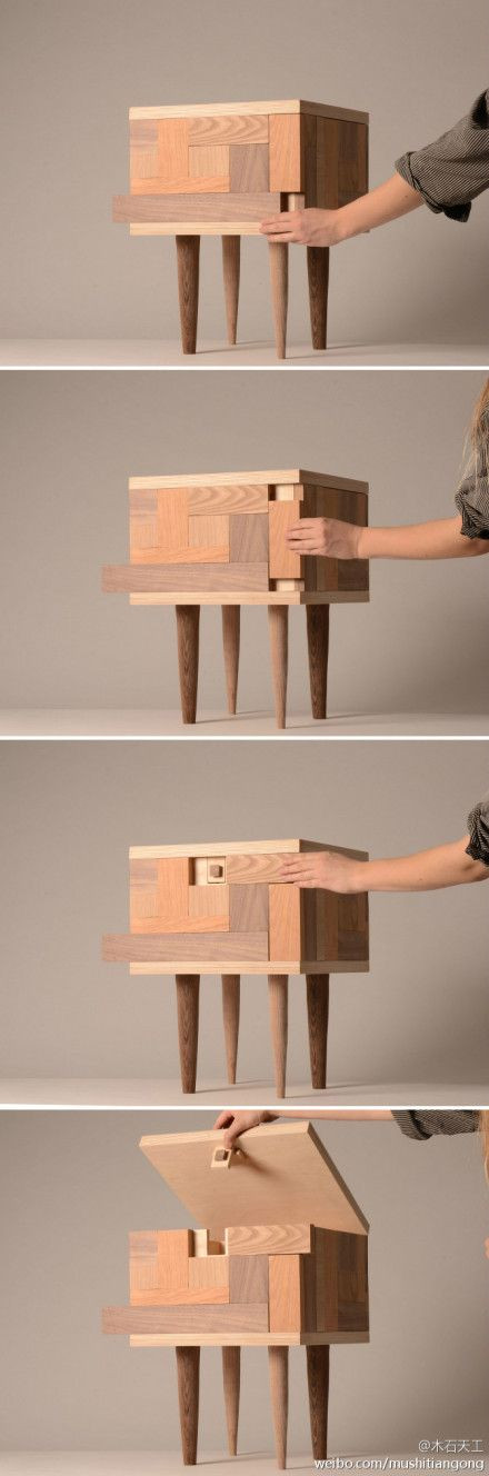 Best ideas about DIY Puzzle Box . Save or Pin Diy Puzzle Lock Box WoodWorking Projects & Plans Now.