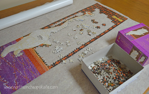 Best ideas about DIY Puzzle Mat . Save or Pin How to Make Your Own Puzzle Mat Now.