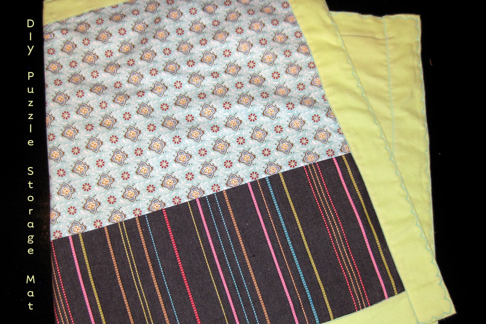 Best ideas about DIY Puzzle Mat . Save or Pin Hot modity Home Decor DIY Puzzle Storage Mat Now.