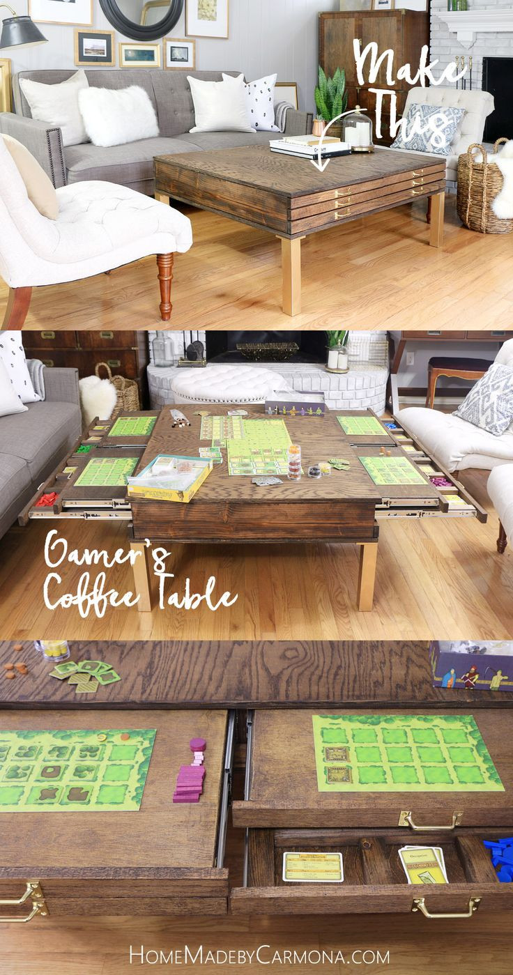 Best ideas about DIY Puzzle Table . Save or Pin Best 25 Game tables ideas on Pinterest Now.