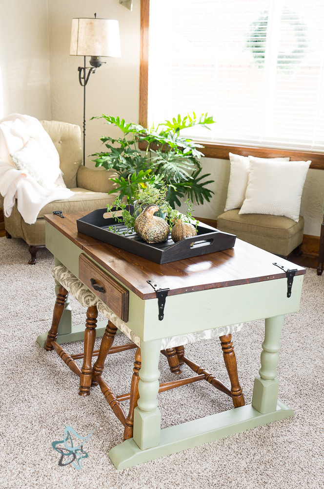 Best ideas about DIY Puzzle Table . Save or Pin DIY Puzzle Game Table Designed Decor Now.