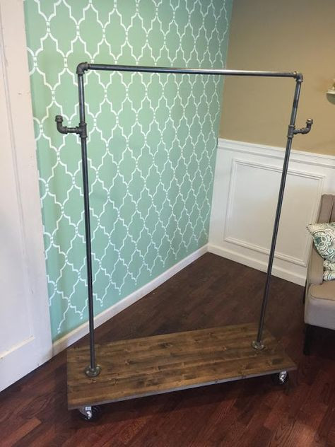 Best ideas about DIY Pvc Clothes Rack . Save or Pin Best 25 DIY clothes rack pvc ideas on Pinterest Now.