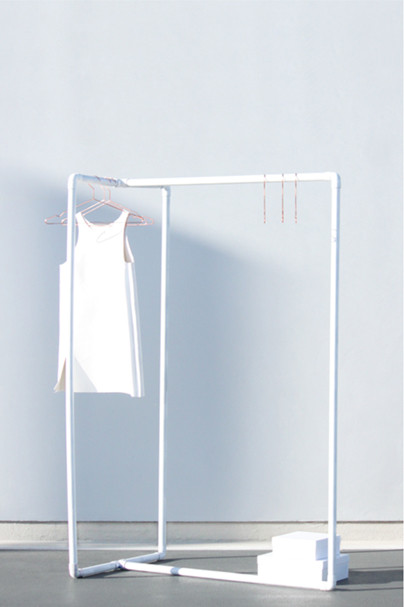 Best ideas about DIY Pvc Clothes Rack . Save or Pin 23 Pipe Clothing Rack DIY Tutorials Now.