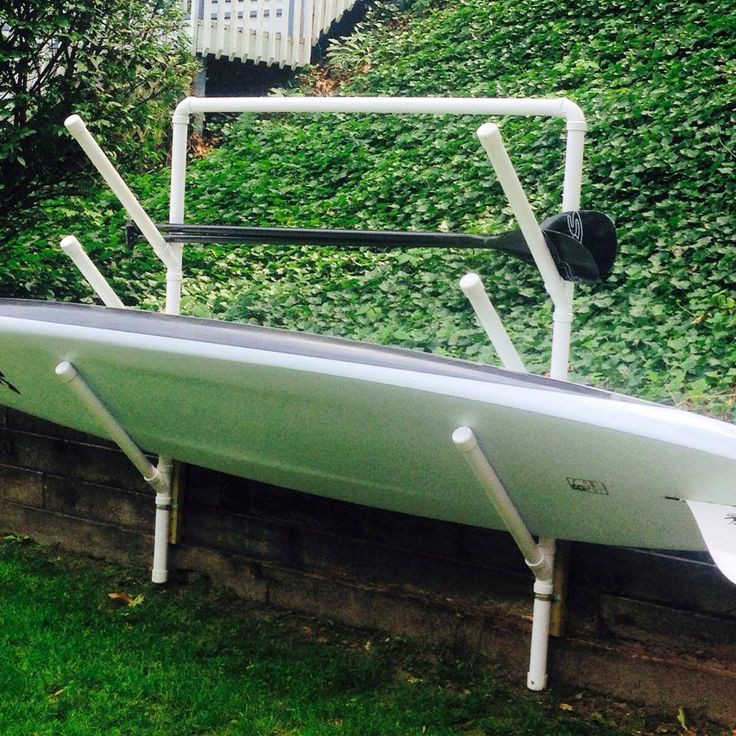 Best ideas about DIY Pvc Kayak Rack . Save or Pin 17 Best ideas about Kayak Storage on Pinterest Now.