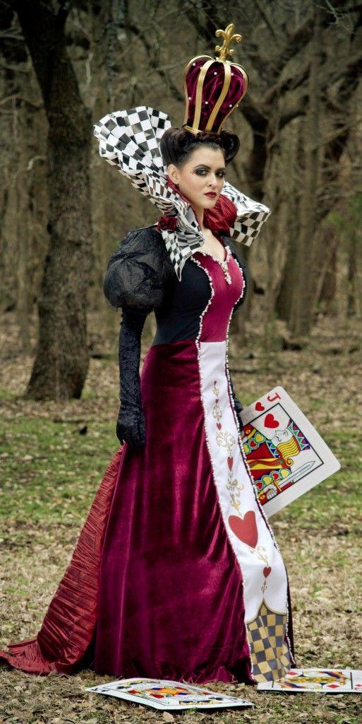 20 Best Ideas Diy Queen Of Hearts Costume Best Collections
