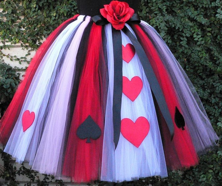 Best ideas about DIY Queen Of Hearts Costume Tutu . Save or Pin Queen of Hearts Adult Teen Pre teen Costume Tutu Now.