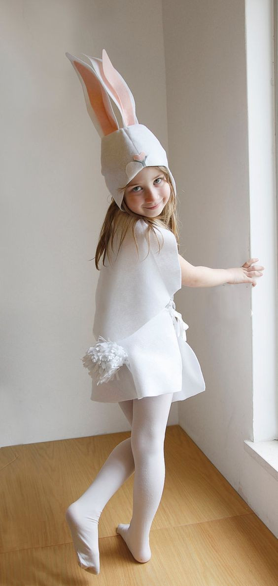 Best ideas about DIY Rabbit Costume . Save or Pin Bunny PATTERN DIY costume mask sewing tutorial creative Now.