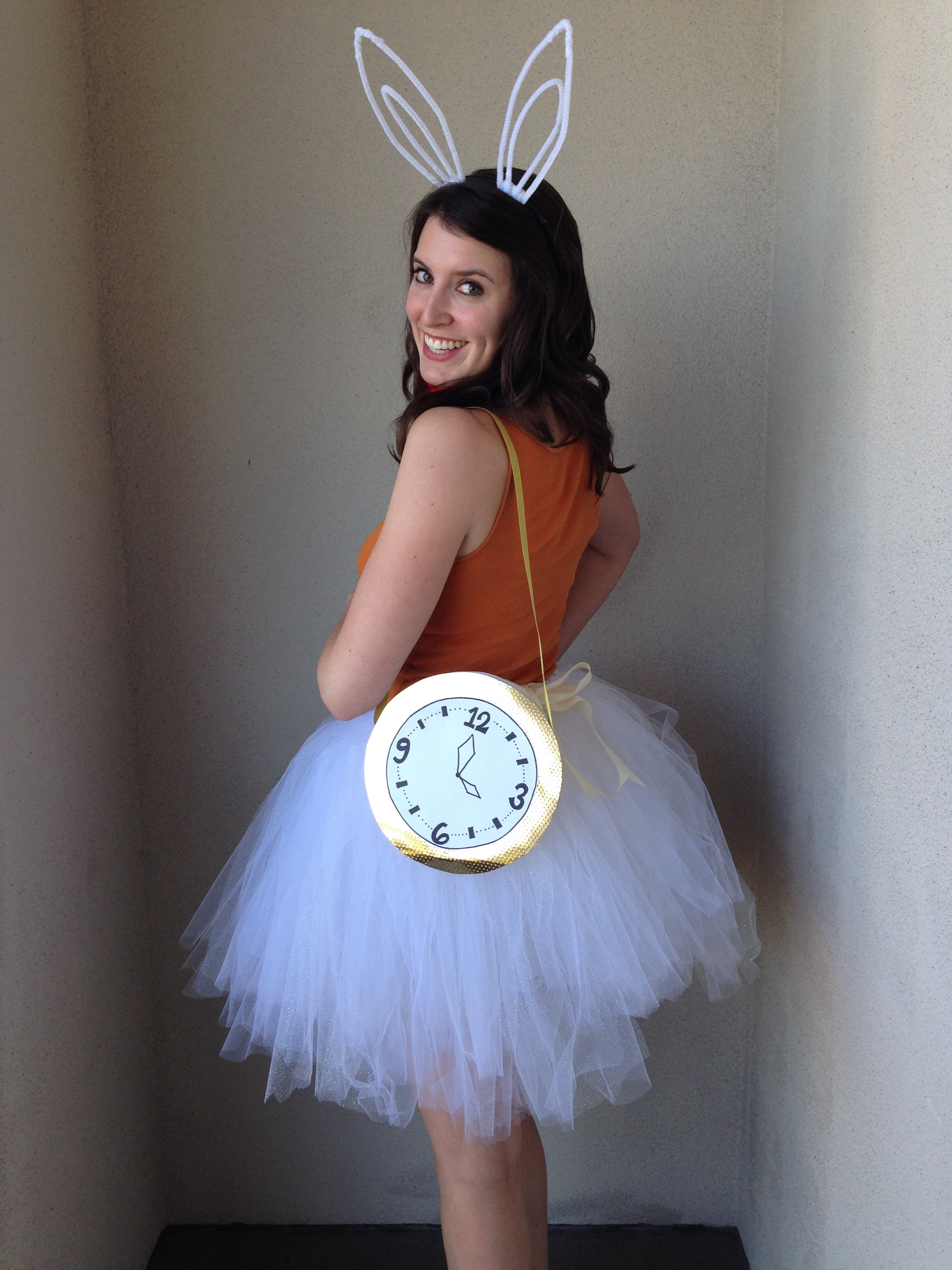 Best ideas about DIY Rabbit Costume . Save or Pin Alice in Wonderland Rabbit DIY Costume – Bunny Baubles Now.