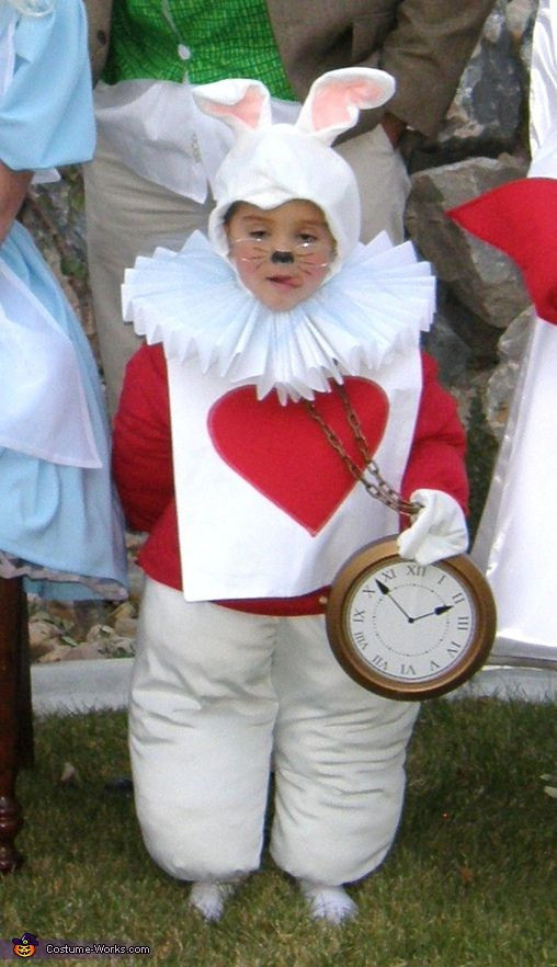 Best ideas about DIY Rabbit Costume . Save or Pin Alice in Wonderland Halloween Costume Contest at Costume Now.
