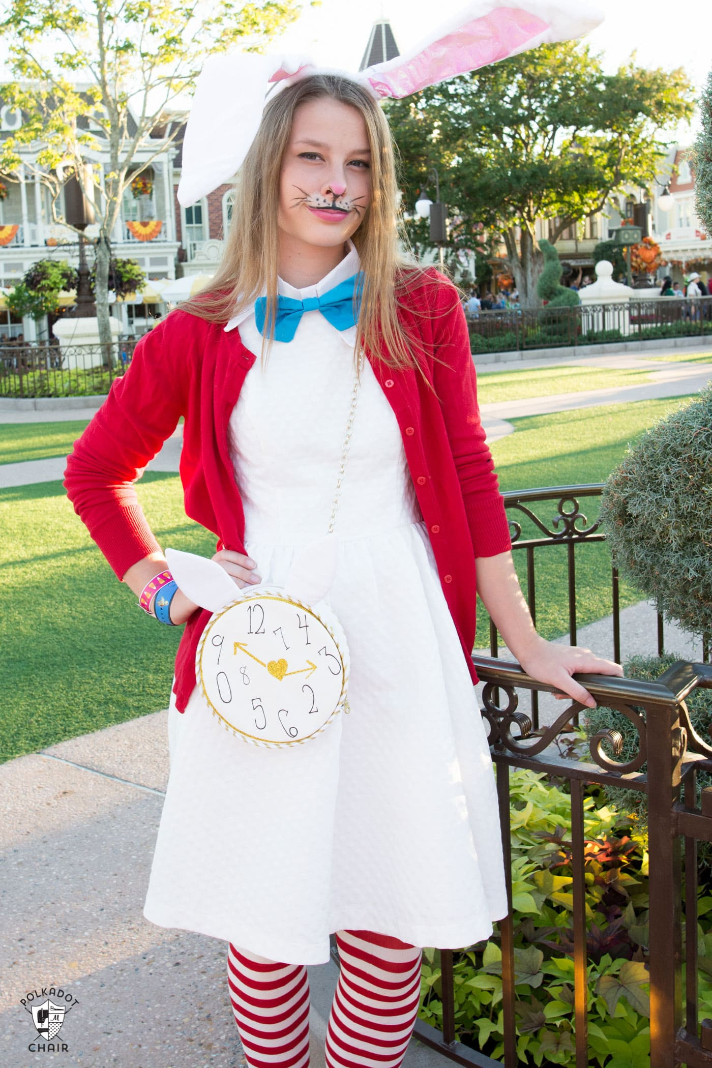 Best ideas about DIY Rabbit Costume . Save or Pin New Alice Bag Sewing Pattern The Polka Dot Chair Now.