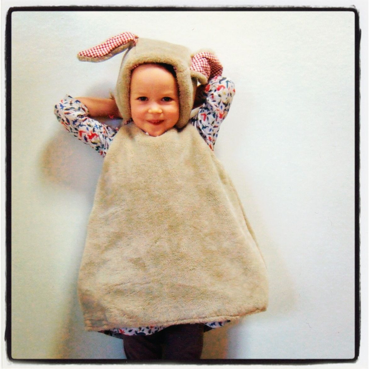 Best ideas about DIY Rabbit Costume . Save or Pin DIY Bunny Rabbit Costume Babyccino Kids Daily tips Now.