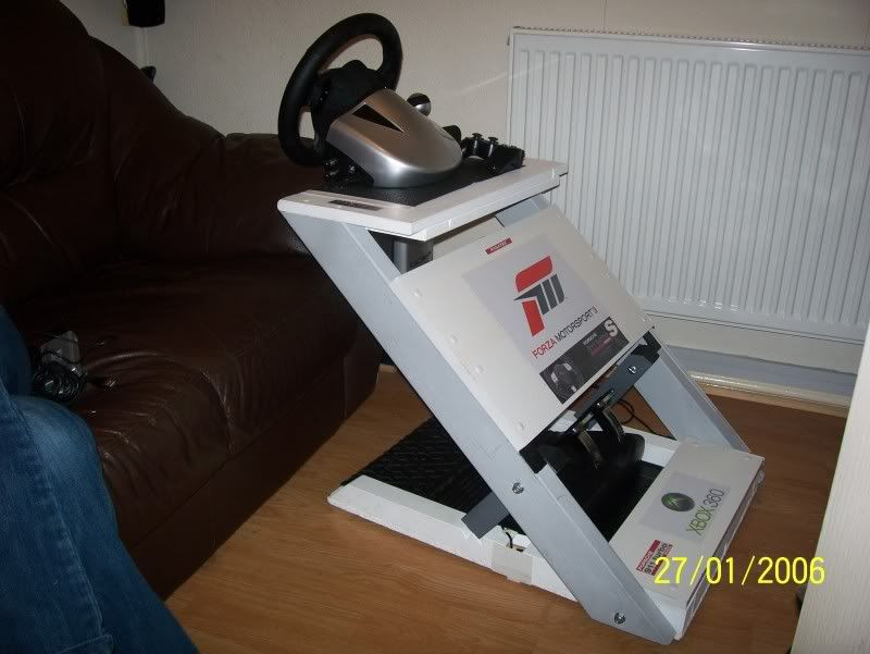 Best ideas about DIY Racing Wheel Stand Plans . Save or Pin diy steering wheel stand Bing Now.