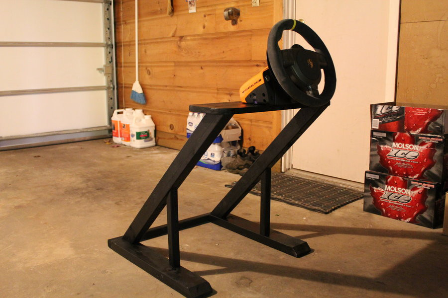 Best ideas about DIY Racing Wheel Stand Plans . Save or Pin Forza 6 Race Nights Page 22 RCCrawler Now.
