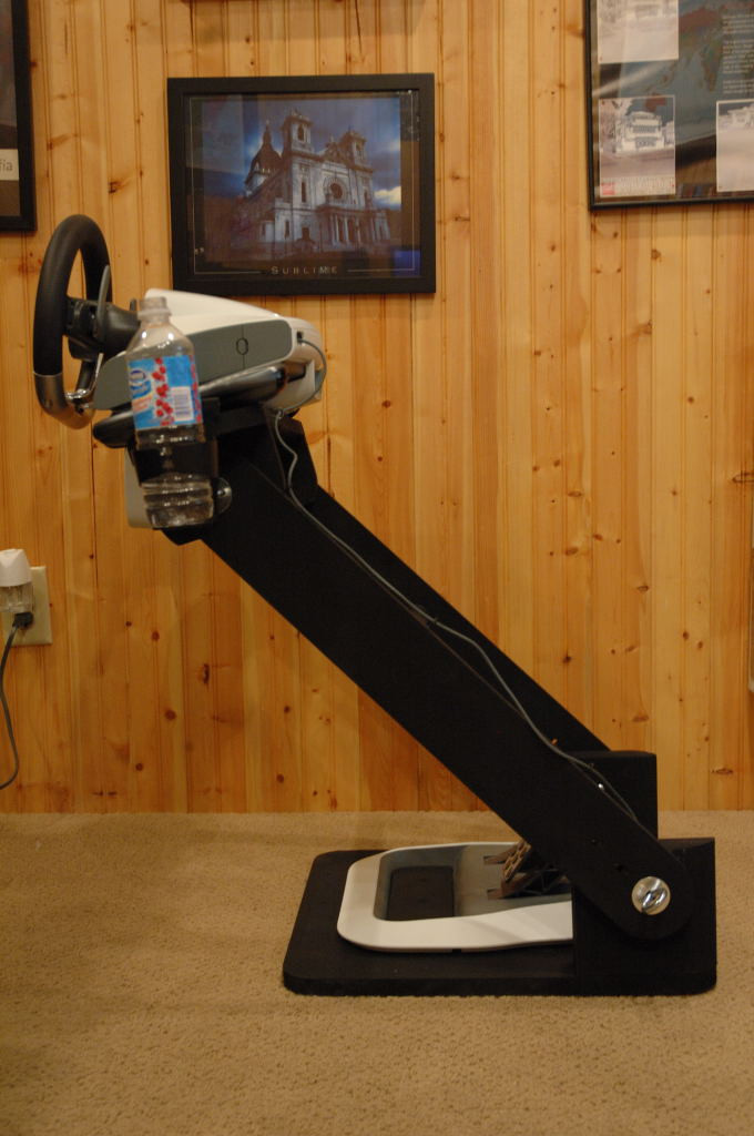 Best ideas about DIY Racing Wheel Stand Plans . Save or Pin DIY Racing Wheel Stand pit Page 2 6th Gen Accord Now.