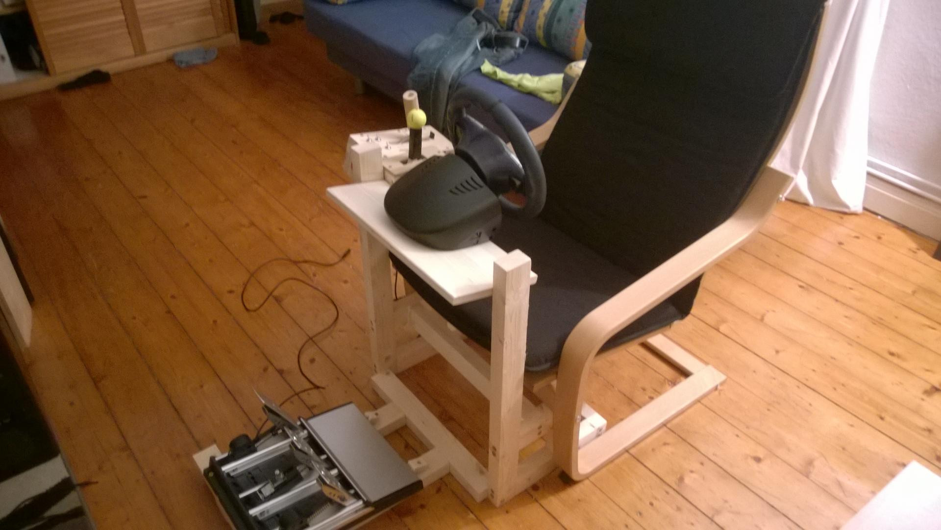 Best ideas about DIY Racing Wheel Stand Plans . Save or Pin Diy Pvc Racing Wheel Stand Plans Clublifeglobal Now.