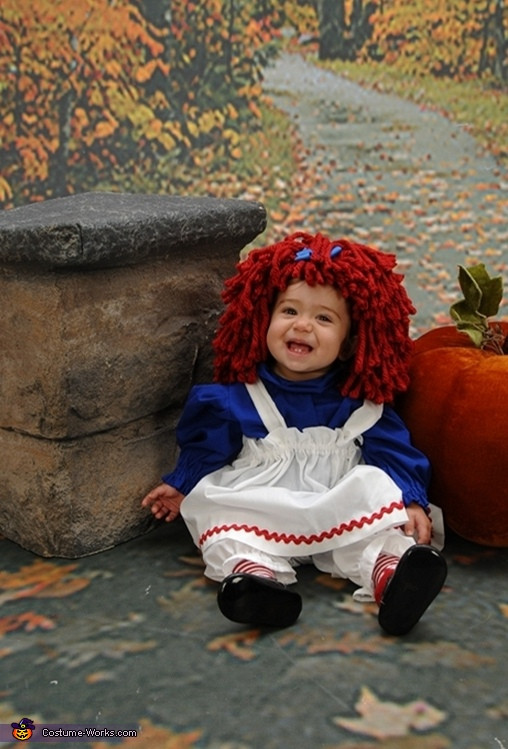 Best ideas about DIY Raggedy Ann Costume . Save or Pin Homemade Raggedy Ann Costume Now.
