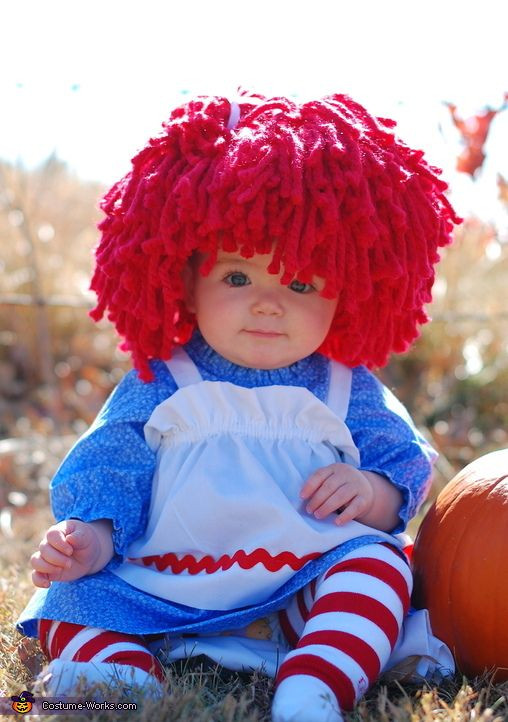 Best ideas about DIY Raggedy Ann Costume . Save or Pin Best 25 Raggedy ann costume ideas on Pinterest Now.