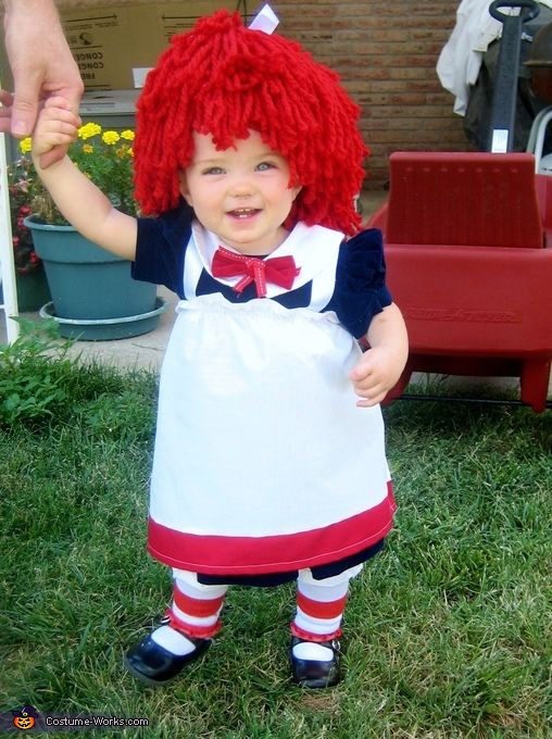 Best ideas about DIY Raggedy Ann Costume . Save or Pin 17 Best images about Easy DIY Halloween Costumes on Now.