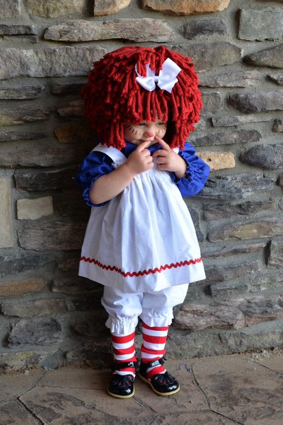 Best ideas about DIY Raggedy Ann Costume . Save or Pin Best 25 Toddler halloween costumes ideas on Pinterest Now.