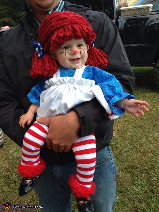 Best ideas about DIY Raggedy Ann Costume . Save or Pin 17 Best images about Raggedy Ann and Andy on Pinterest Now.