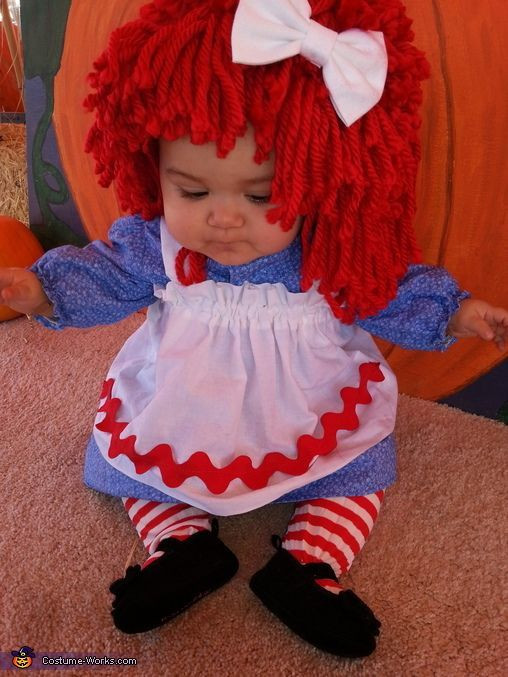 Best ideas about DIY Raggedy Ann Costume . Save or Pin 17 Best images about Costume Inspiration on Pinterest Now.