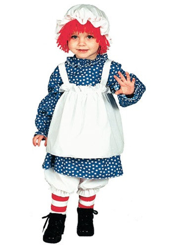 Best ideas about DIY Raggedy Ann Costume . Save or Pin Halloween Costumes Inspired by Childhood Toys The Toy Now.