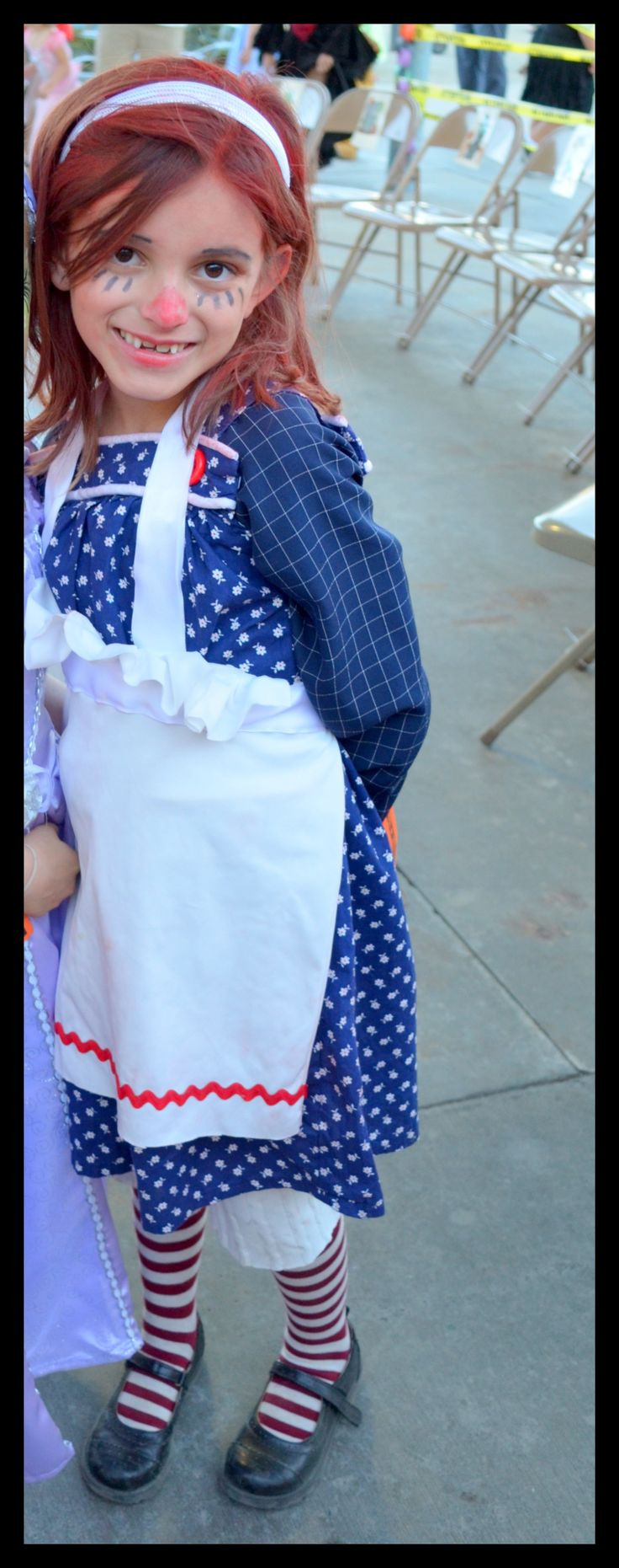 Best ideas about DIY Raggedy Ann Costume . Save or Pin DIY Raggedy Ann Costume Halloween Ideas Now.