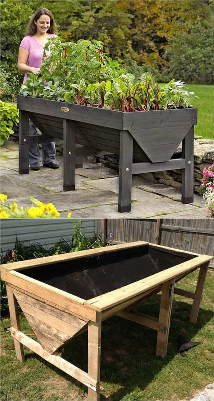 Best ideas about DIY Raised Beds Garden . Save or Pin 28 Amazing DIY Raised Bed Gardens A Piece Rainbow Now.