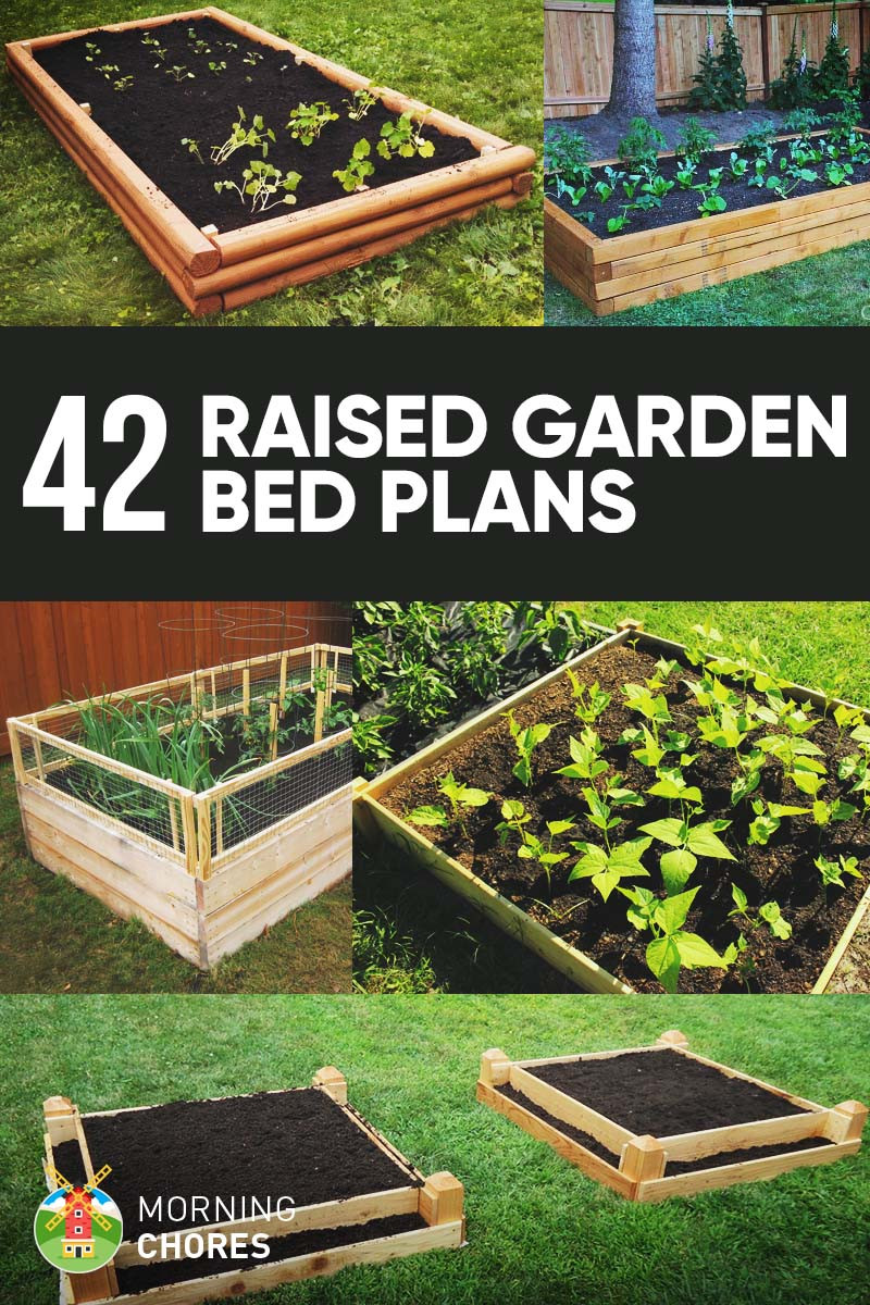 Best ideas about DIY Raised Beds Garden . Save or Pin 42 DIY Raised Garden Bed Plans & Ideas You Can Build in a Day Now.