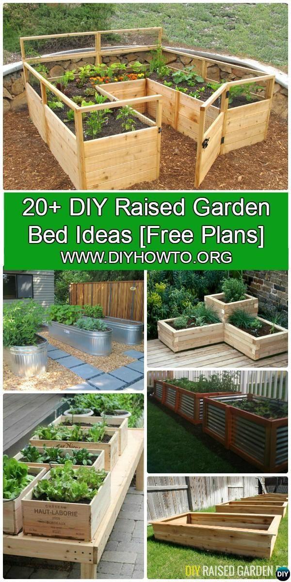 Best ideas about DIY Raised Beds Garden . Save or Pin Best 25 Garden planters ideas on Pinterest Now.